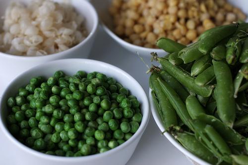 Peas & Chick Peas