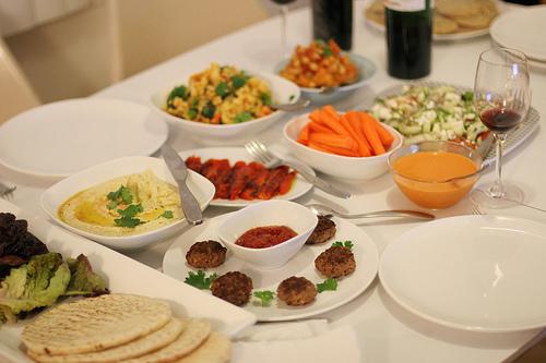 Algerian Meal