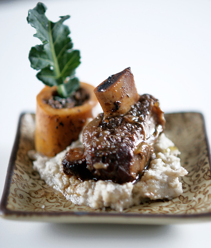 Coffee Braised Bison Short Ribs with Mashed Sunchokes | Julie's ...